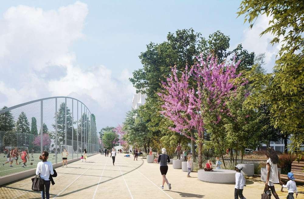 futur stade Bordeaux Belvédère